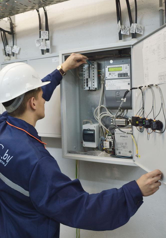 tehnicheskoe obsluzhivanie sistem elektrosnabzhenie